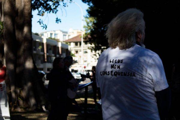 Locus Non Consequensia Inaugural 'Dedication' – Manly